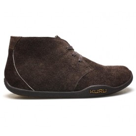 Aalto Chukka Boot Leather - Cedar Brown