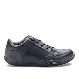Mens Pika Business Casual Shoe Black Haze