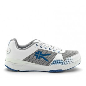 Quantum Mesh - White, Gray, Blue