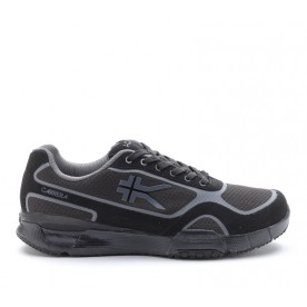 Carrera High Performance Runner Black-Slate www.kurufootwear.com