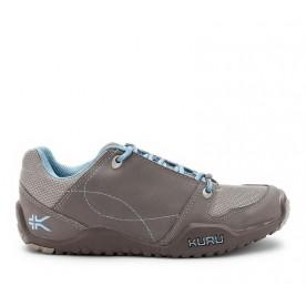 Kruzr II Women's Comfort Shoes for Plantar Fasciitis Stone-Cinder-Cornflower www.kurufootwear.com