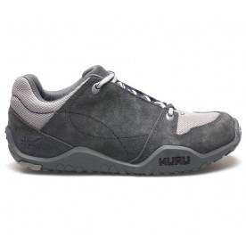 Kruzr II Leather/Mesh - Gray & Purple
