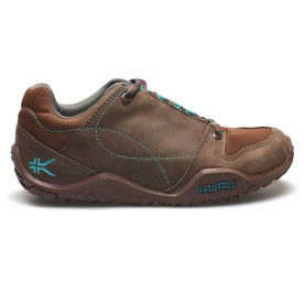 Kruzr II Leather/Mesh - Brown & Teal