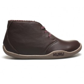 Aalto Chukka Boot Leather - Brown