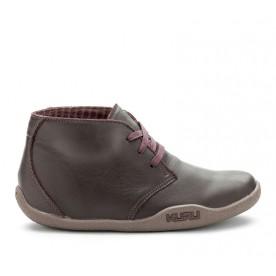 Womens Aalto Chukka Casual Boot for Plantar Fasciitis Chestnut Brown www.kurufootwear.com