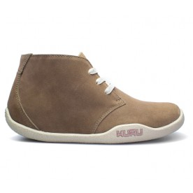 Aalto Chukka Boot Suede Leather - Tan