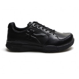 Kinetic Leather - Black
