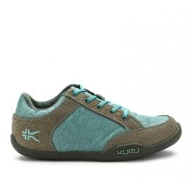Pika Women's Business Casual Shoe Dusk-Aqua www.kurufootwear.com