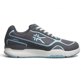 Carrera Mesh - Gray & Blue