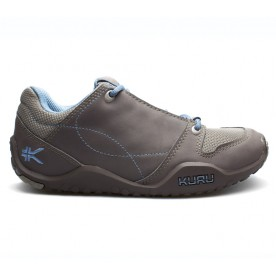 Kruzr II Leather/Mesh - Taupe & Blue